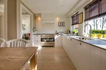 Modułowe meble kuchenne